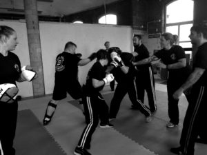Krav Maga Self Defence Principles