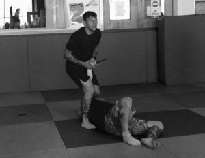 Sam Brown Krav Maga Instruction