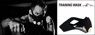 The Altitude Training Mask in Krav Magazine