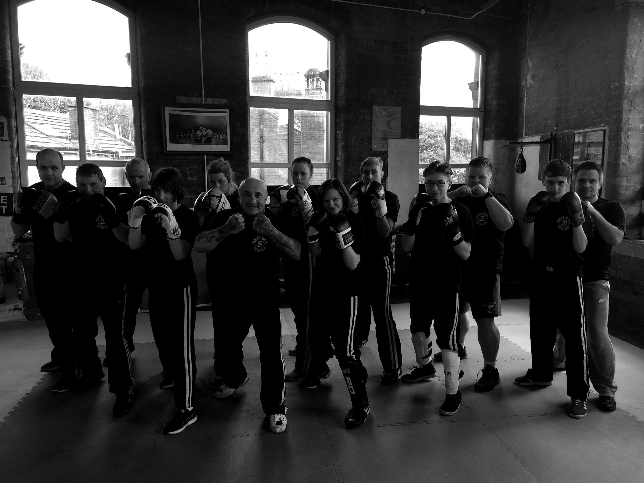 Krav Maga Training in Bradford