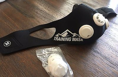 Altitude Training Mask