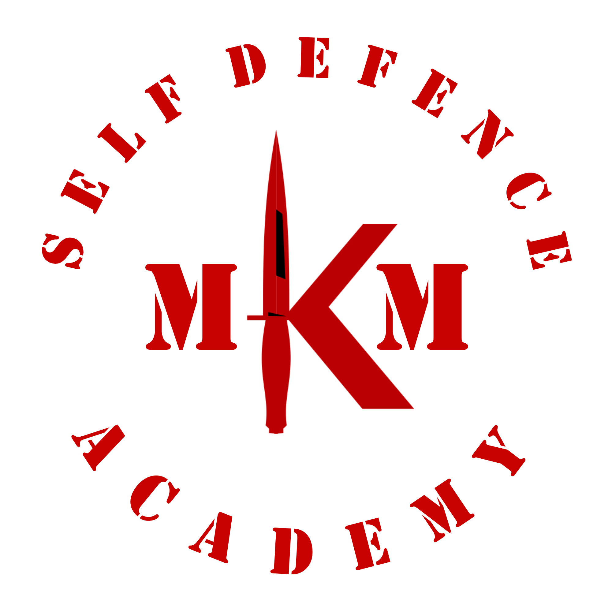 MKM Self Defence Academy V2 Web Logo - No NTT - clear