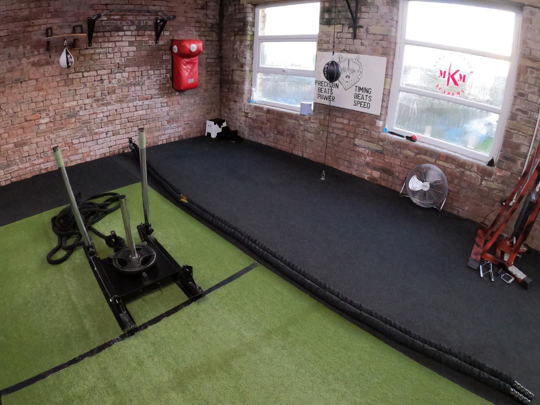 MKM Skills Training Area