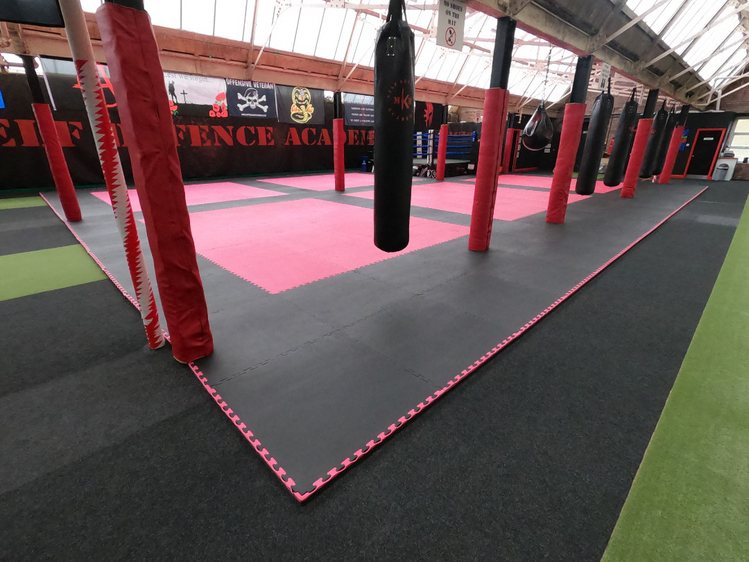 MKM Self Defence Matted Area